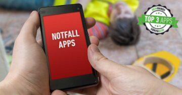 Notfall App: Die 3 besten Notfall Apps im Test