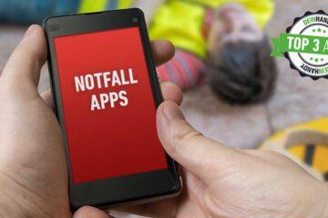 Notfall Apps