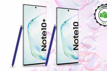 Note 10 vs. Note 10 Plus
