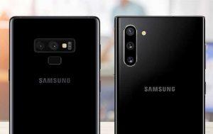 Galaxy Note 10 vs. Note 9: Die Kamera der beiden Handys nebeneinander