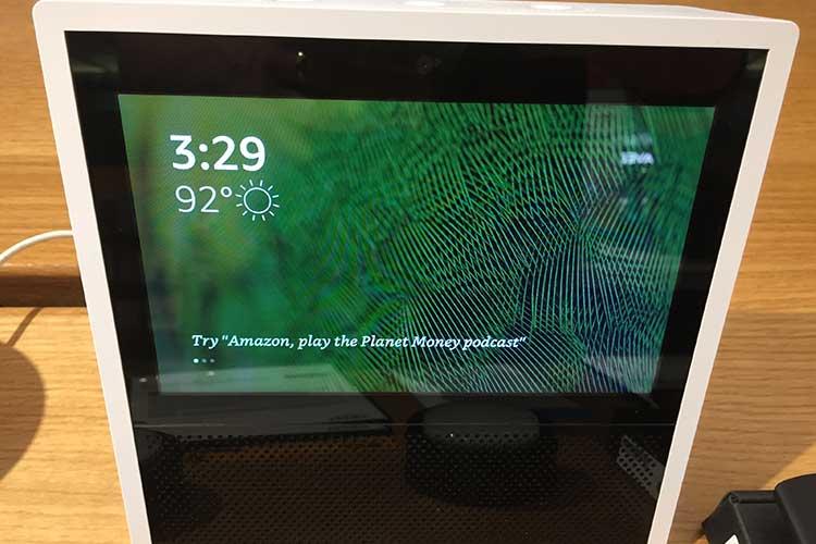 Amazon Echo Show Reset