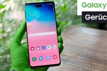 Samsung Galaxy S11 Gerüchte