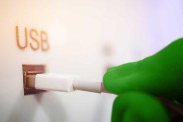USB-Typen