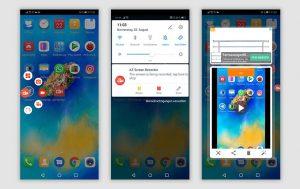 Bildschirmaufnahme bei Samsung-Handys: Schritt für Schritt Anleitung