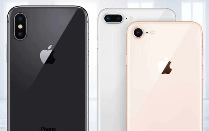iPhone 8 (Plus) vs. iPhone X: Kamera
