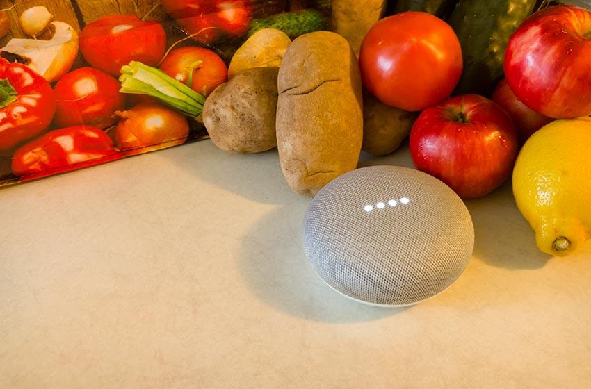 Google Home: Einkaufsliste
