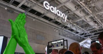 Galaxy Fold 5G Hands-on: Unser Samsung-Interview zum Falt-Smartphone