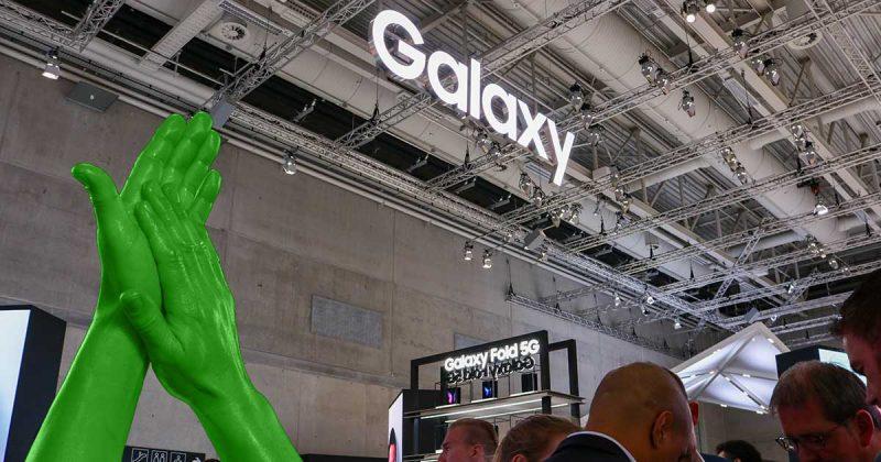 Samsug Galaxy Folg 5G