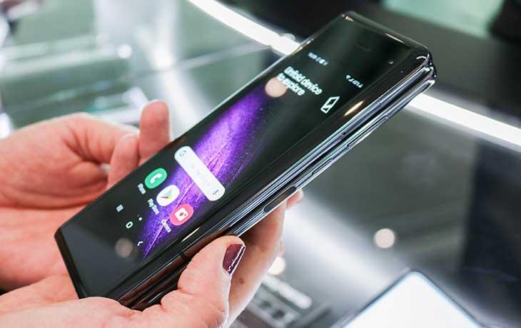 Samsung Galaxy Folg 5G