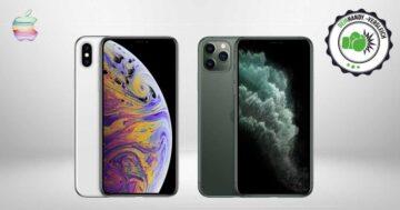 iPhone 11 Pro Max vs. iPhone Xs Max im Königsvergleich