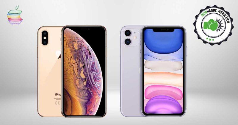 iPhone 11 vs. iPhone Xs