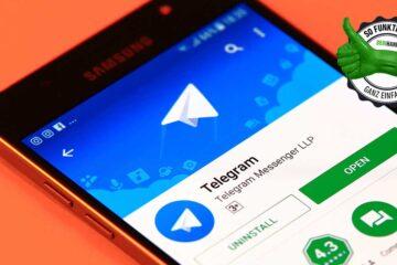 Telegram installieren
