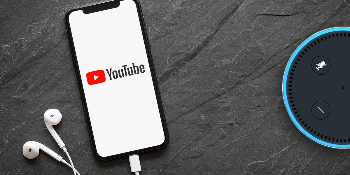 Alexa mit YouTube verbinden