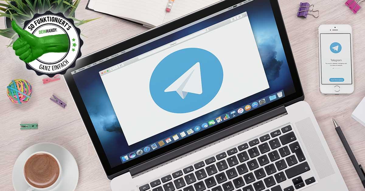 Telegram Web im Browser
