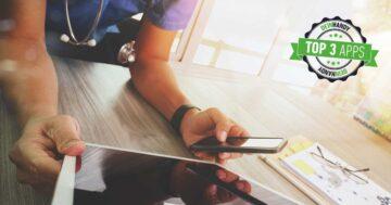 Gesundheits-App: Die drei besten kostenlosen Digital-Health Anwendungen