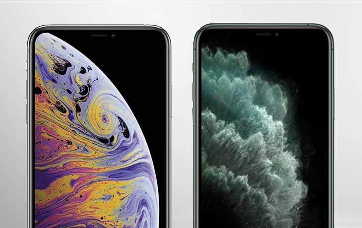 iPhone 11 Pro vs. Xs Max