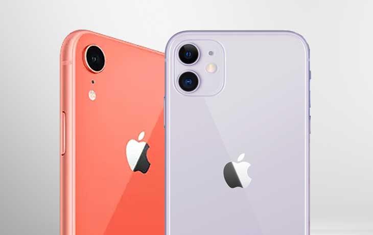 iPhone 11 vs. iPhone Xr: Kameras nebeneinander im Vergleich