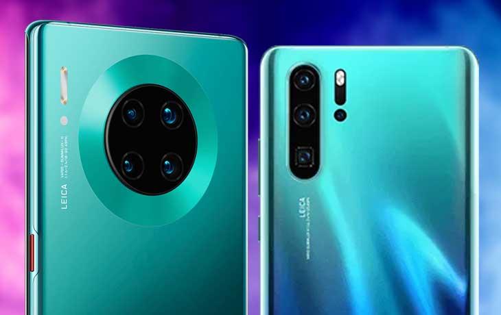 Huawei Mate 30 Pro vs. P30 Pro: Kameras im Vergleich