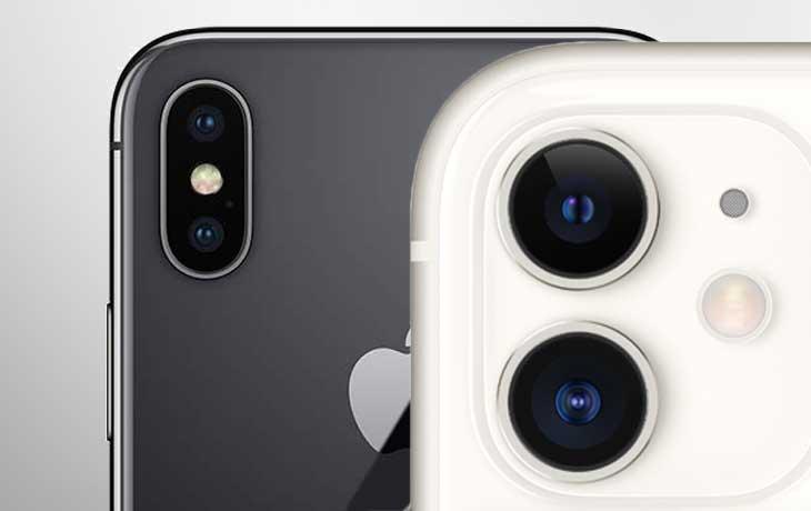 iPhone 11 vs. iPhone X: Kameravergleich