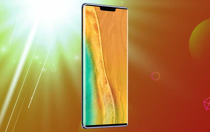Huawei Mate 30 vs. Mate 30 Pro: Display