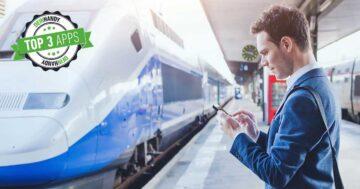 Bahn-Apps: Die 3 besten kostenlosen Fahrplan-Apps im Test