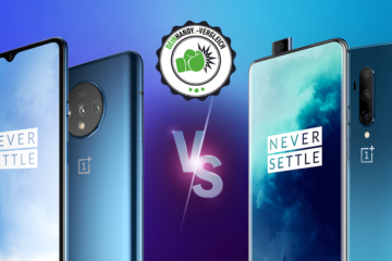OnePlus 7T vs. 7T Pro