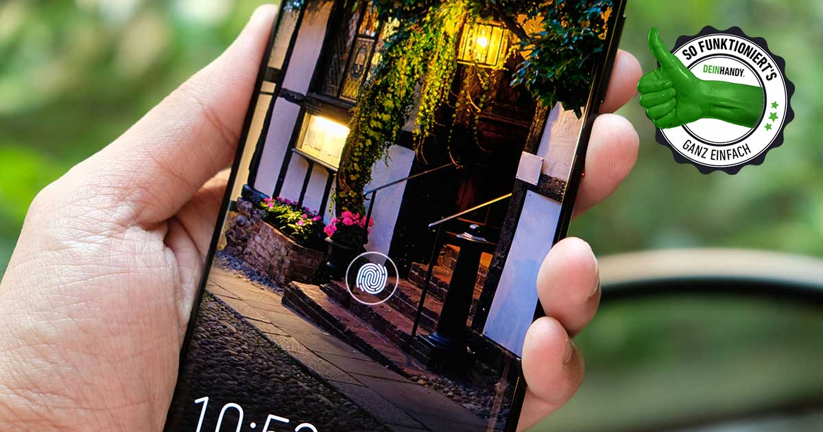 Bildschirmaufnahme bei Huawei