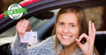 Führerschein-App: Die 3 besten kostenlosen Apps im Test