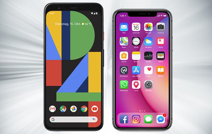 Handy schneller machen: Android und iOS