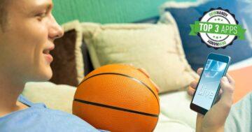 Basketball-App: Die 3 besten kostenlosen Apps im Test