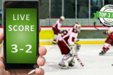 Eishockey-App