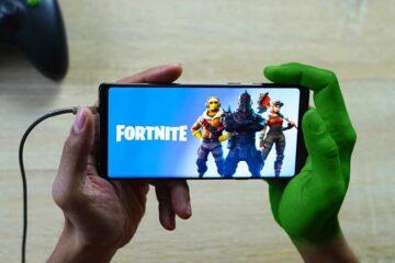 Fortnite-Handys
