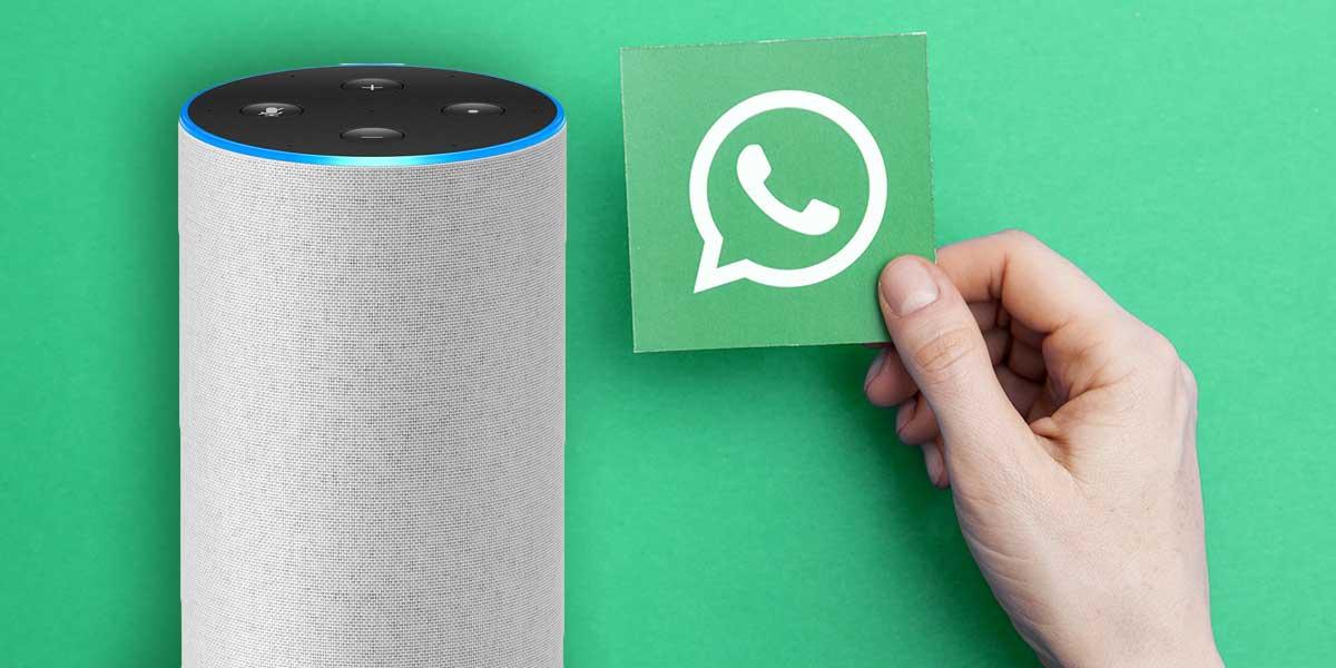 alexa whatsapp