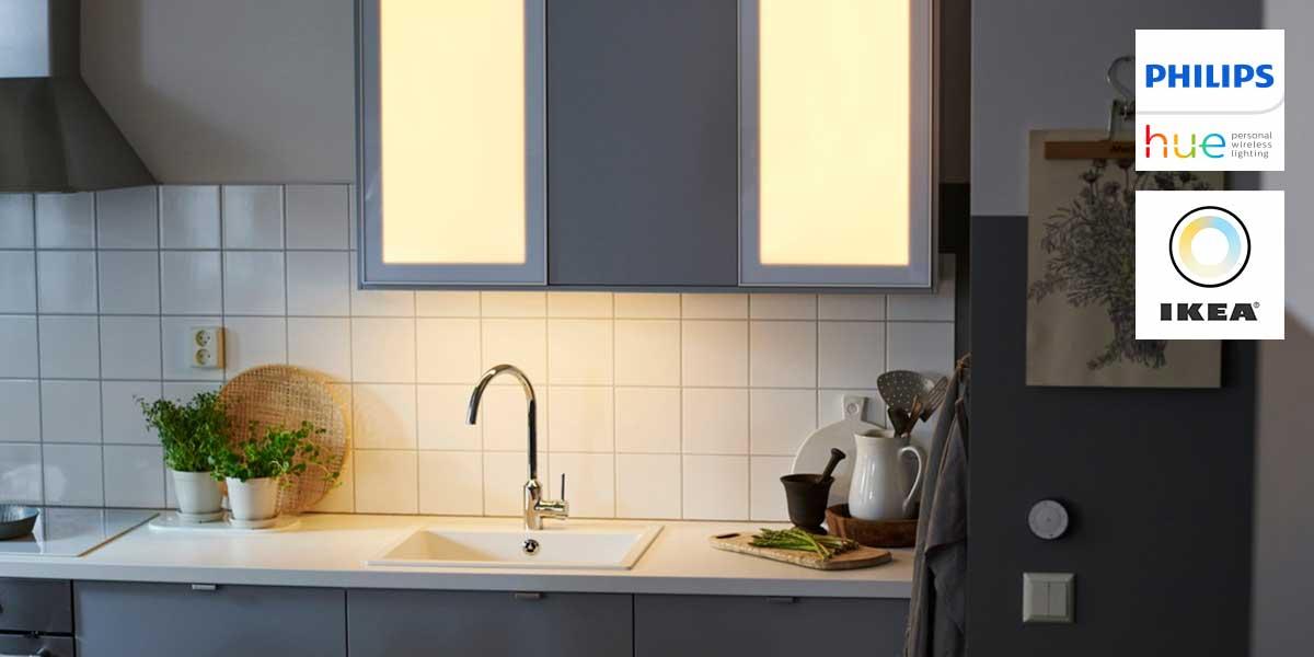 IKEA TRÅDFRI mit Philips Hue verbinden