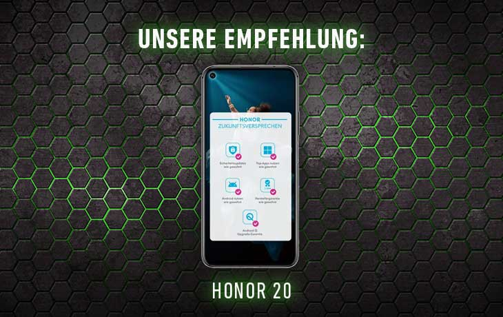 Honor Fortnite Handys