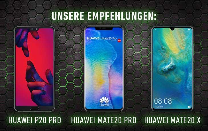 Huawei Fortnite Handys