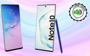 Galaxy Note 10 vs. Galaxy S10
