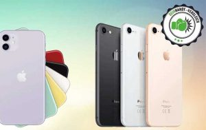 iPhone 11 vs. iPhone 8: Apple-Smartphones im Vergleich