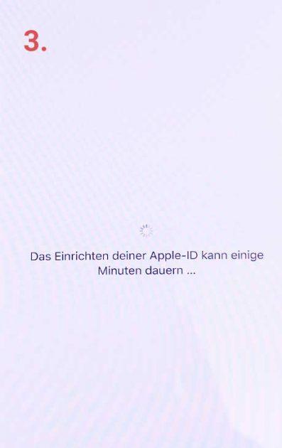 Backup laden iCloud Screenshot 3