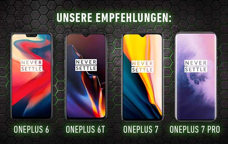 OnePlus Fortnite Handys