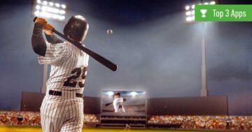 Baseball-App: Die 3 besten kostenlosen MLB-Live-Ticker-Apps