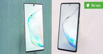 Galaxy Note 10 Lite vs. Galaxy Note 10: Samsungs neue Note-Version im Vergleich