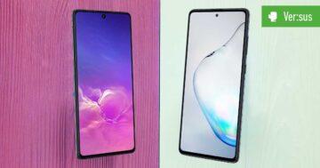 Galaxy S10 Lite vs. Galaxy Note 10 Lite: Samsungs Budget-Flaggschiffe im Vergleich