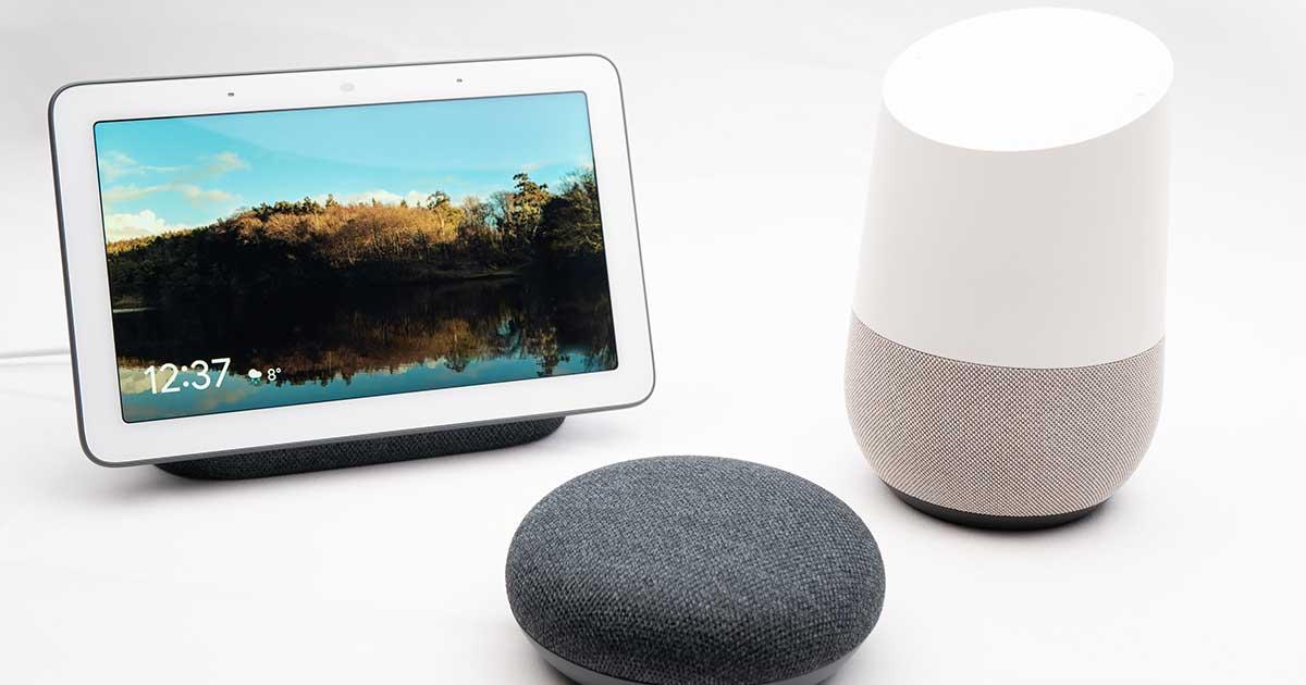 Übersicht aller Google-Smart-Speaker