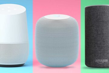 Google Home vs. Amazon Echo vs. Apple HomePod