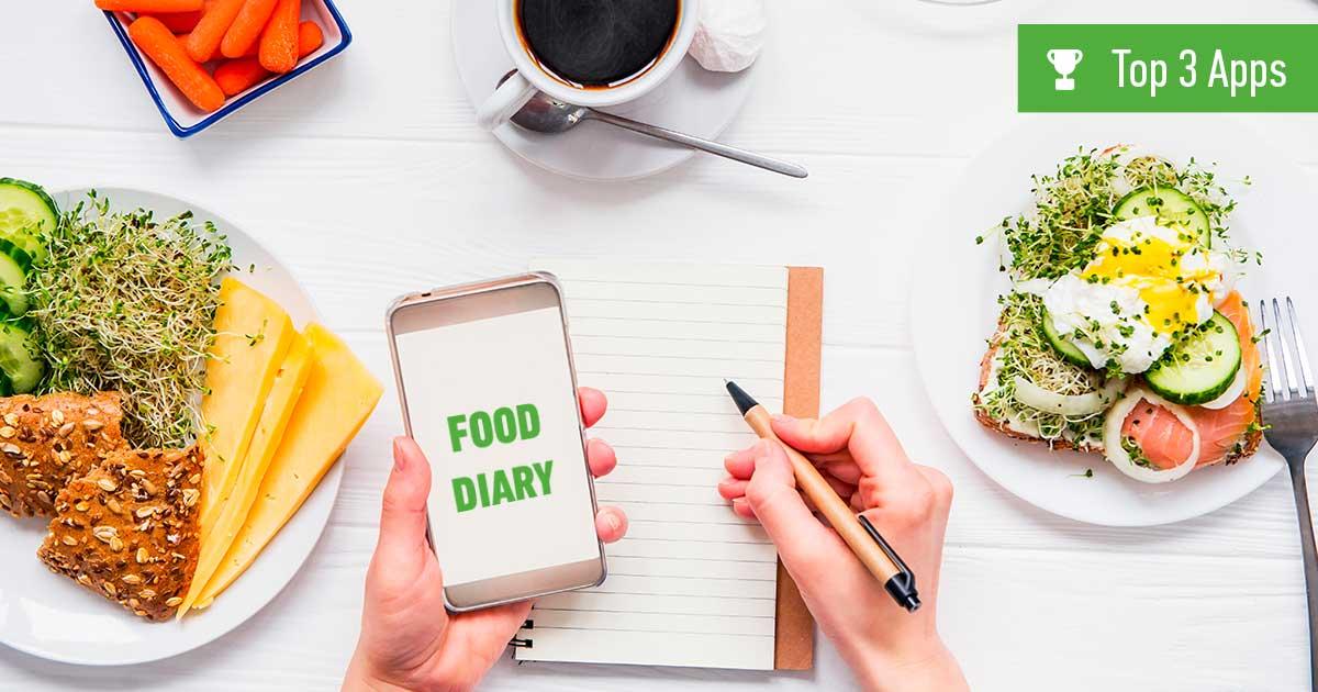 Ernährungstagebuch Apps – Die 3 besten Apps im Test