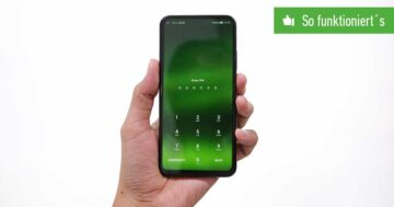 Huawei SIM Pin ändern – So funktioniert's