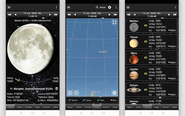 Daff Mond App Screenshots