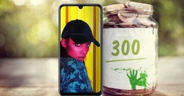 Smartphones bis 300 Euro: Die besten Handys im Vergleich