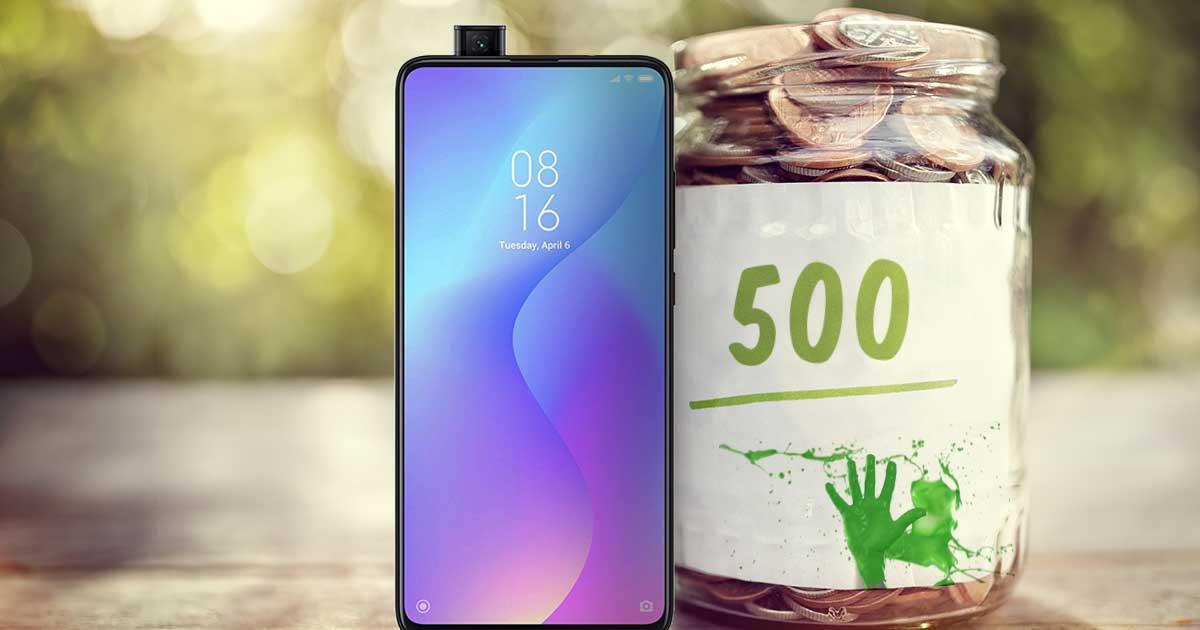 Smartphones bis 500 Euro